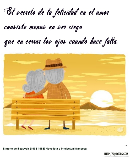 El secreto de la felicidad en el amor ...