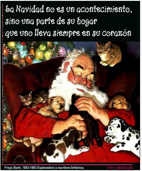 La Navidad no es un acontecimiento ...