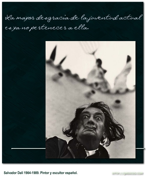 Frases De Salvador Dalí Qmdices