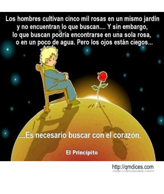 Los hombres cultivas cinco mil rosas....
